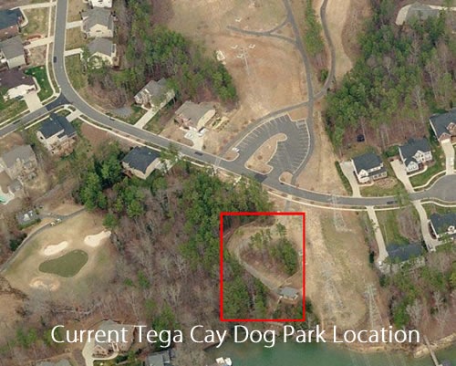 Come to the Tega Cay City Council Meeting about the Dog Park