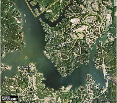 Lake Wylie At Full Pond?