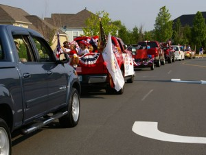 Tega Cay 4th of July Parade