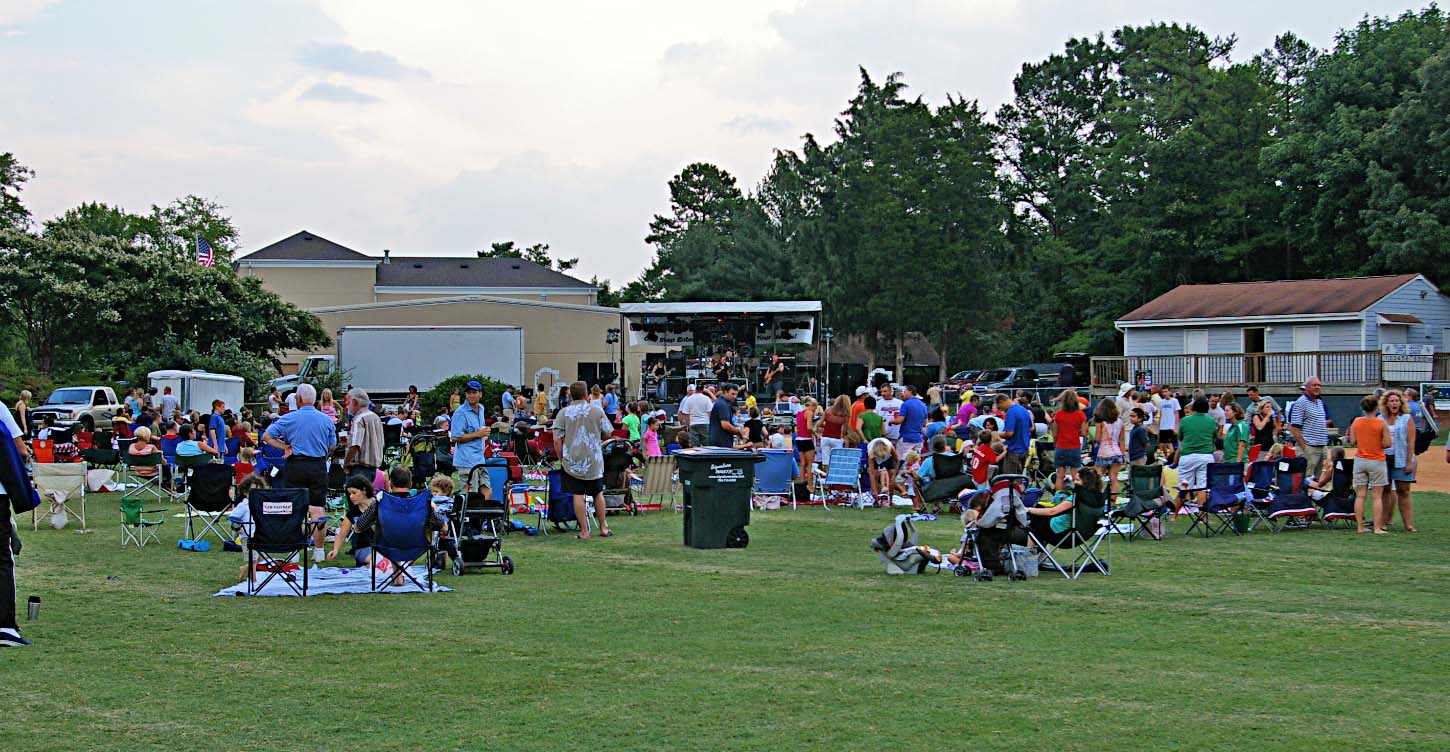 Free Summer Concert in Tega Cay