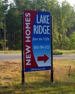 drhortonlakeridgesign