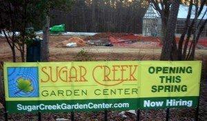 Sugar Creek Garden Center Opening Soon in Fort Mill