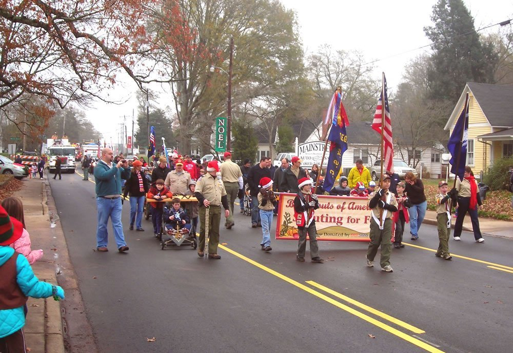 2011 Christmas Parade Lineup York, Chester, Lancaster Counties SC ...