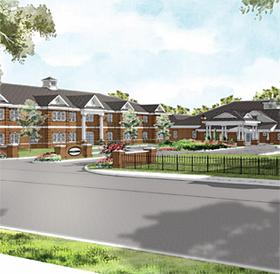 150 Unit Assisted Senior Living Complex Planned For Tega Cay SC
