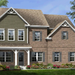 McRae Floor Plan - New Homes River Lake - New Homes by Ryland Homes