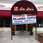 Akahana Asian Bistro, Bar and Sushi Is Coming To Baxter Village