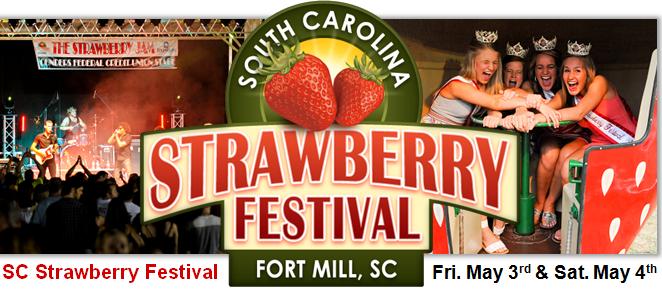 SC Strawberry Festival Banner 2013