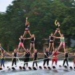 Carolina Show Ski Team Begins 2013 Shows In Tega Cay