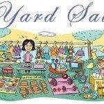Find Deals at the Baxter Village Yard Sale