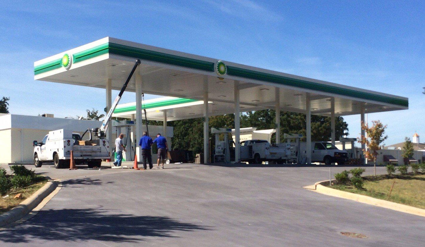 BP Gas Hwy 160
