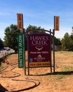 Find New Homes At Hawk's Creek In Fort Mill