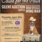 Cause for the Paws Auction