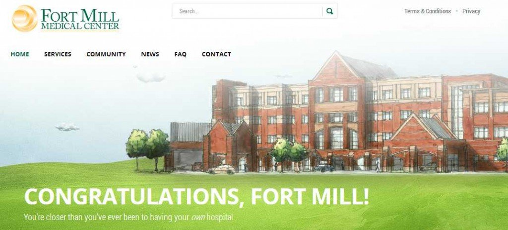 Fort Mill Medical Center -PMC