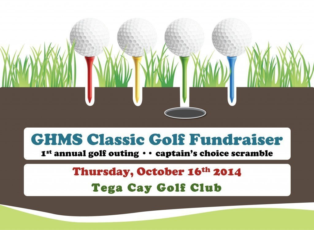 Golf Flyer Front graphic