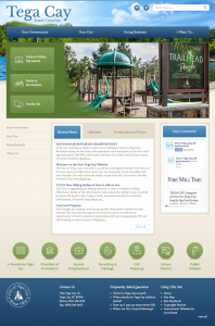 Tega Cay Website