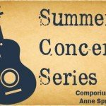 Anne Springs Close Greenway Summer Concert Series 2015