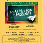 """See """"Miss Nelson is Missing"""" At The Fort Mill Community Playhouse"""
