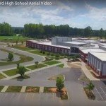 See An Aerial Tour Of Nation Ford High School