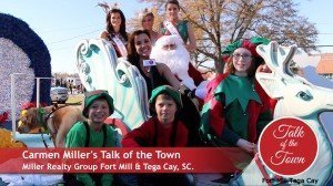 Fort Mill Does Christmas Right