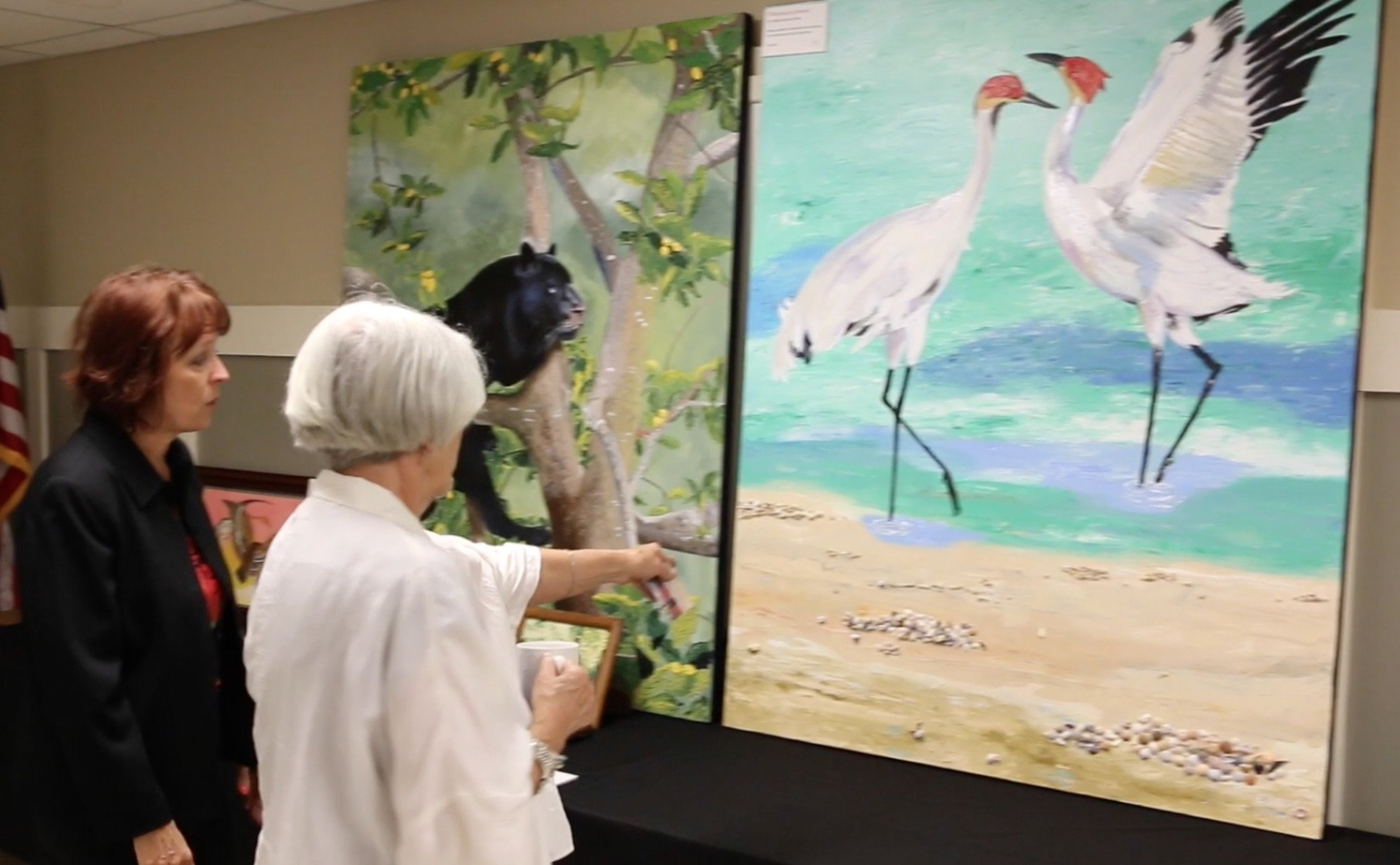 Large Animals Tega Cay Art League