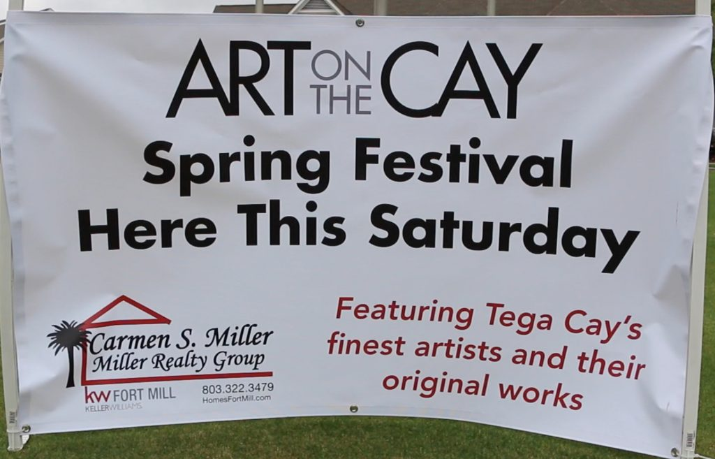 art on the cay banner