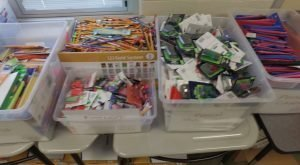 Fondation for Fort Mill School Supply Drive2