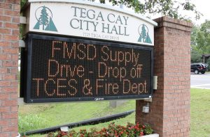 Fondation for Fort Mill School Supply Drive3