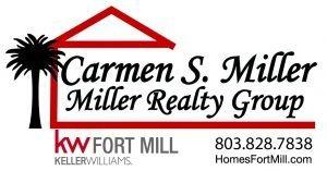 MRG Carmen logo KW Joffice number