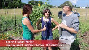 Tega Cay Baptist Community Garden Becky Porter