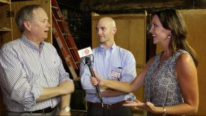 Old Fort Mill Center Theater Gets a Face Lift