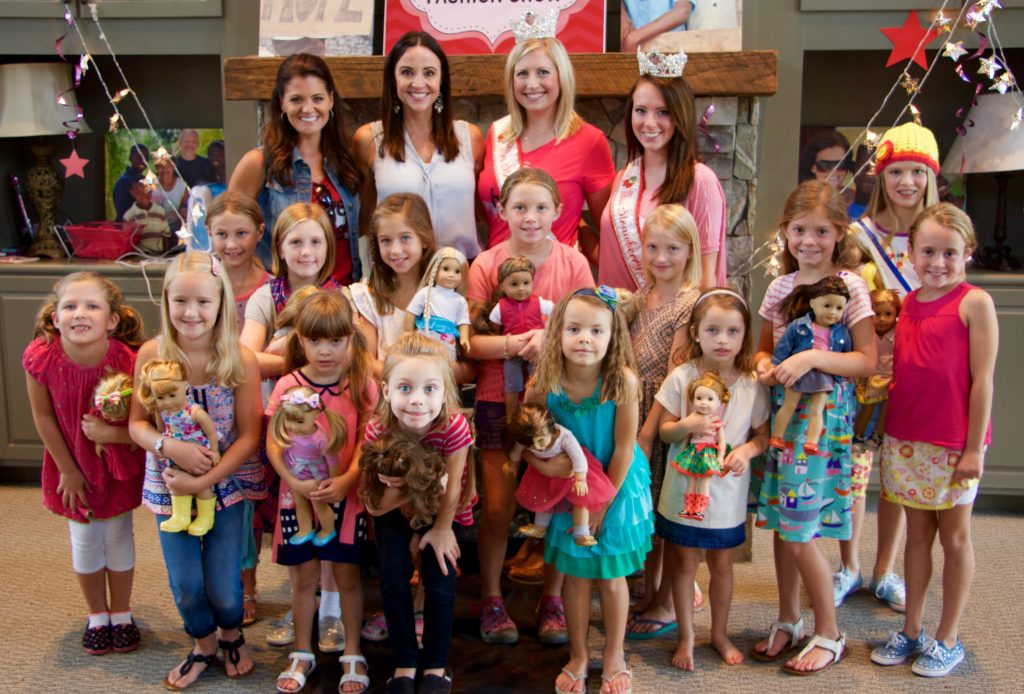 american-girl-event Baxter Village
