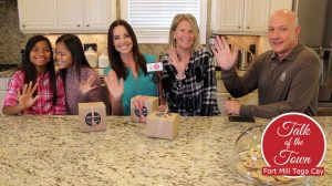 Stirred By Hand Offers Sweet Treats And Hope To Orphans