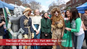 Fort Mill High School Wizard of Oz Musical