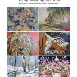 ART ON THE CAY ~ SAT 5/6 ~ 10:00 AM – 4:00 PM at 7675 TEGA CAY DRIVE, SC 29708