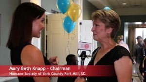 See Humane Society York County's Paws For Life Gala