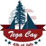 Tega cay July 4th Logo