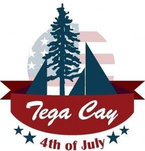 Tega cay July 4th Logo