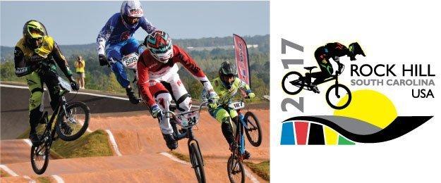 Rock Hill UCI BMX World Championship Logo