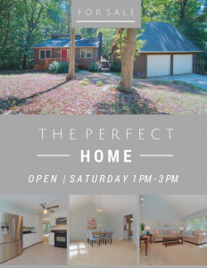New Listing ~ Open House ~ Saturday 1 PM – 3 PM ~ 1059 Peachtree Lane, Fort Mill SC 29715
