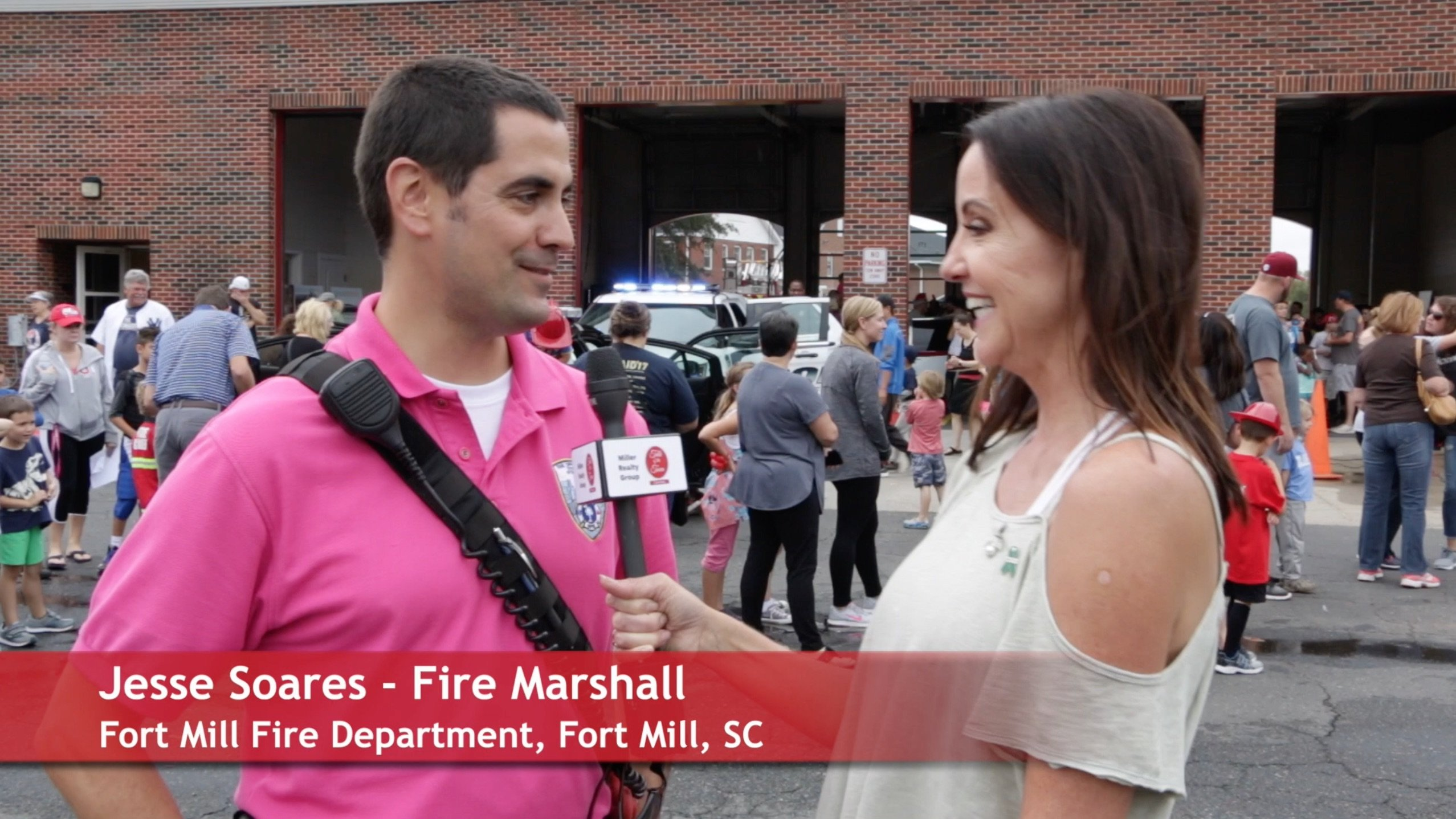 See The Fort Mill Fire Department Open House
