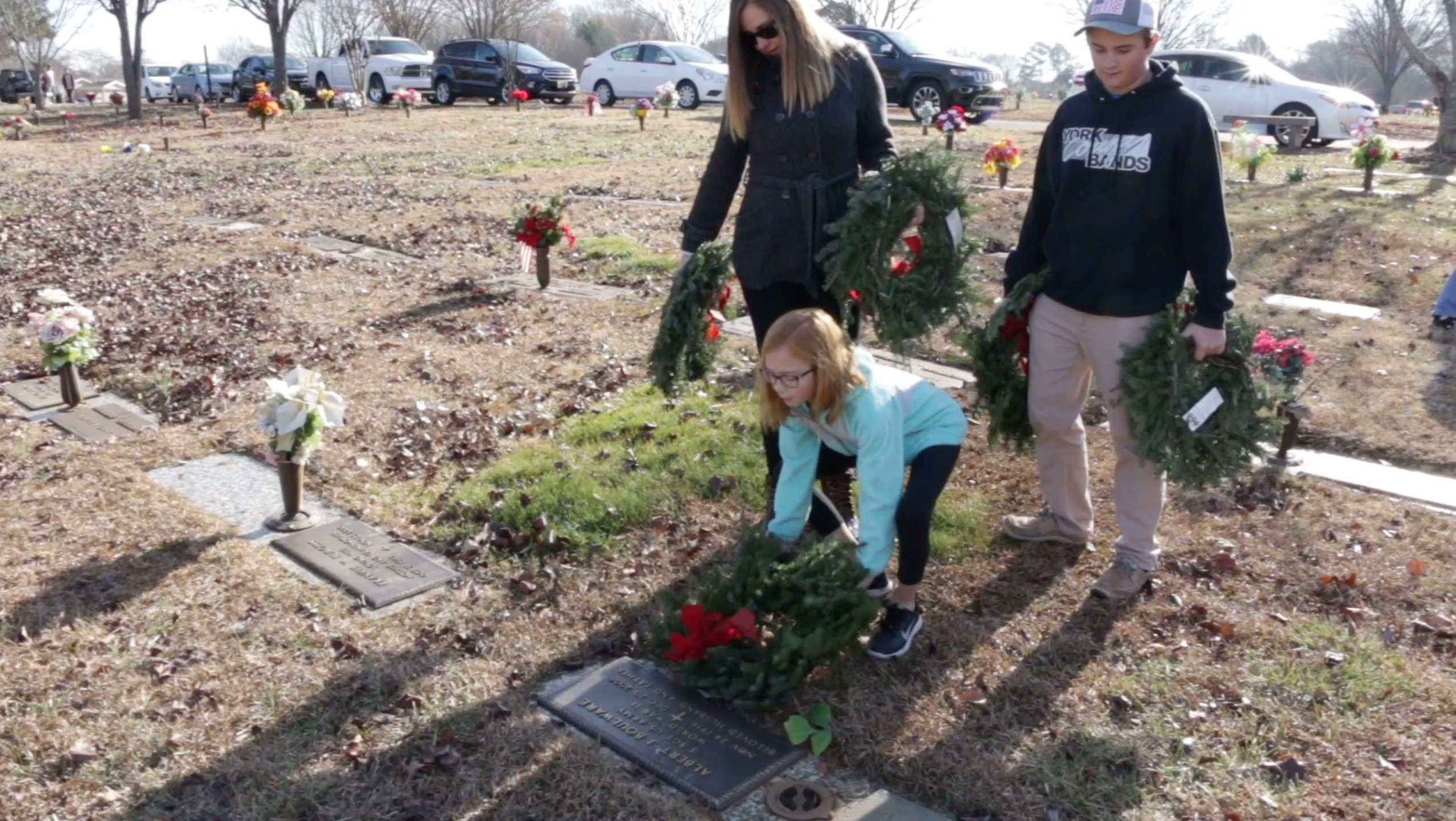 Get Involved Wreaths Across America in York County