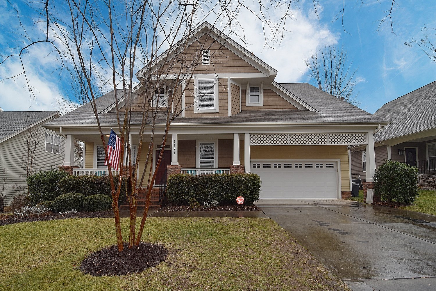 Brand New Listing ~ Open House Sat – Sun 1/13 -1/14 ~ 1PM – 3PM Both Days ~ 1171 Windsong Bay Lane, Tega Cay SC 29708