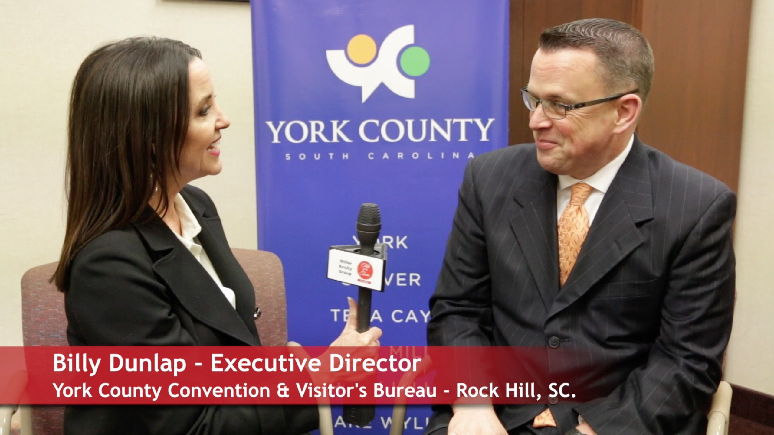 Changes At The York County Convention & Visitor's Bureau
