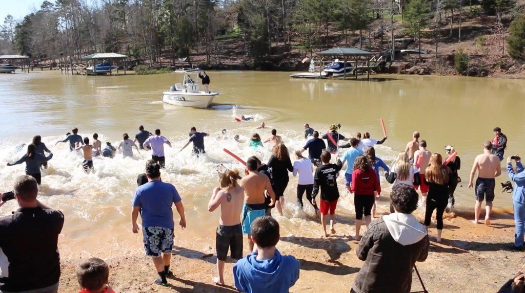 Don't Miss The Tega Cay Polar Plunge! It Is Feb 3, 2018