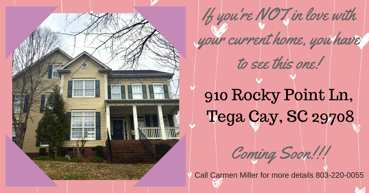 Roses Are Red, Violets Are Blue And We Have A New Listing Coming Soon!