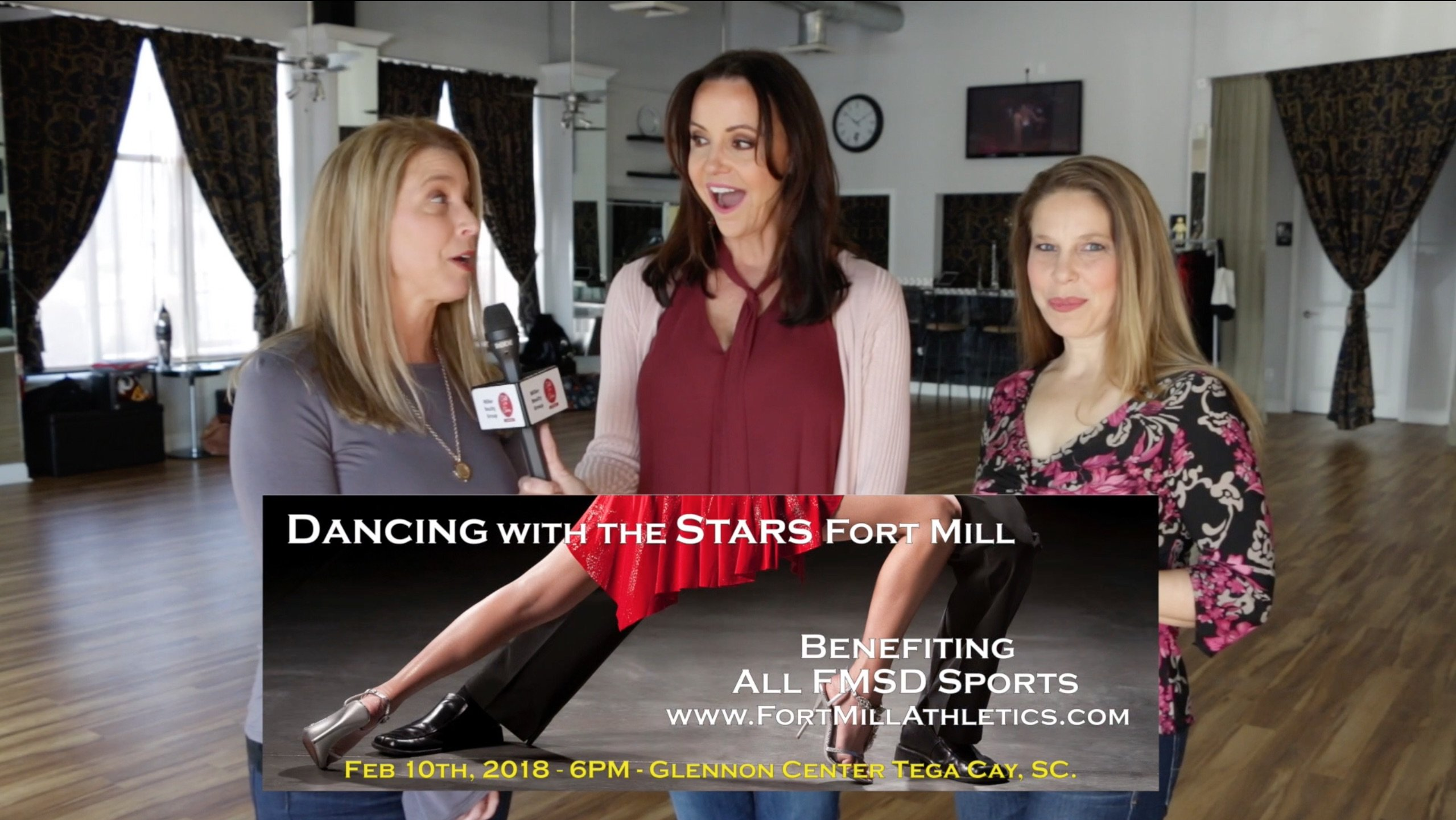 Dancing With The Stars Fort Mill Fundraiser 2018
