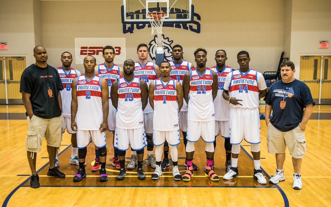 Primetime Players basketball team