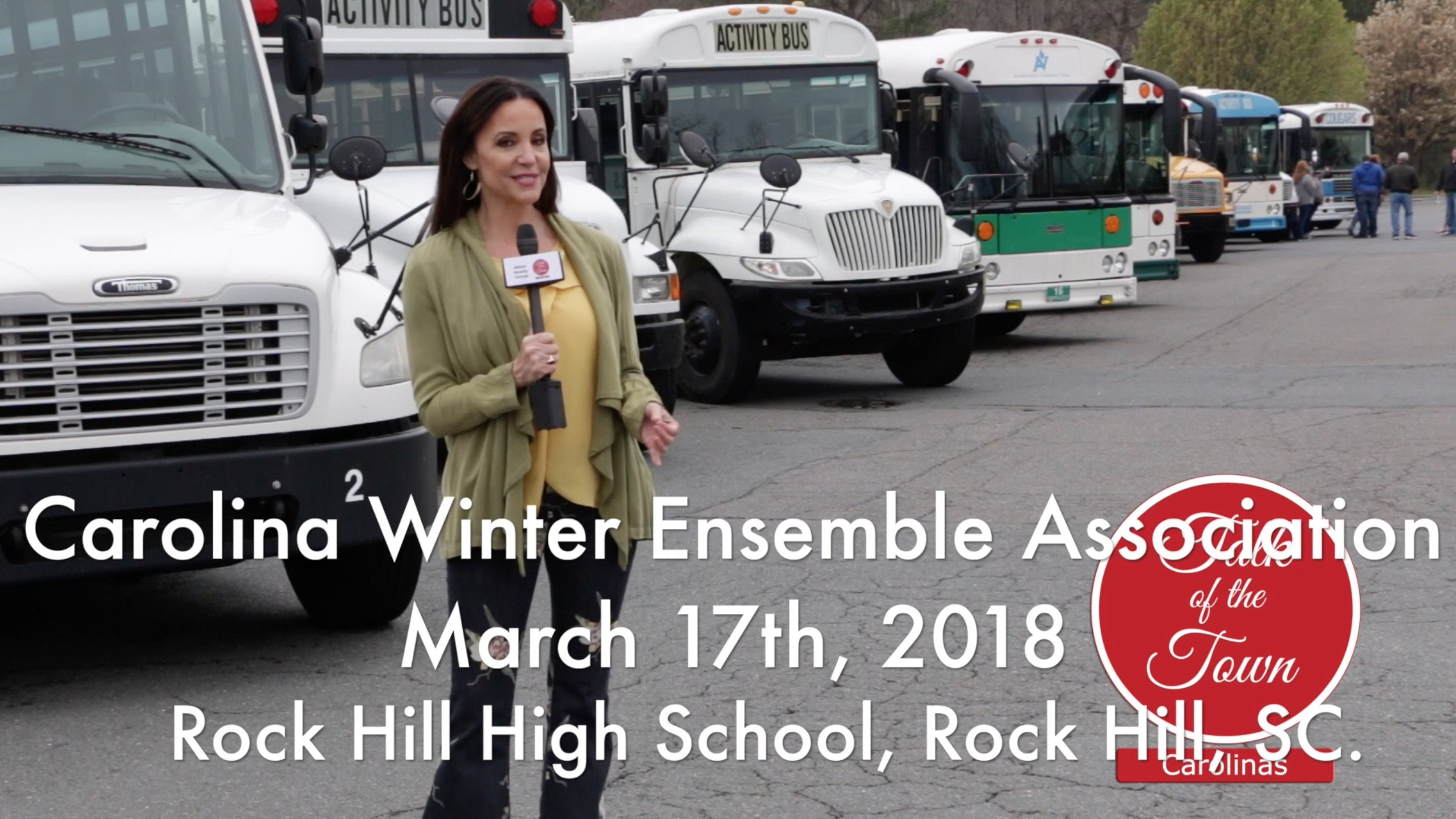 Carolina Winter Ensemble Association At Rock Hill High School