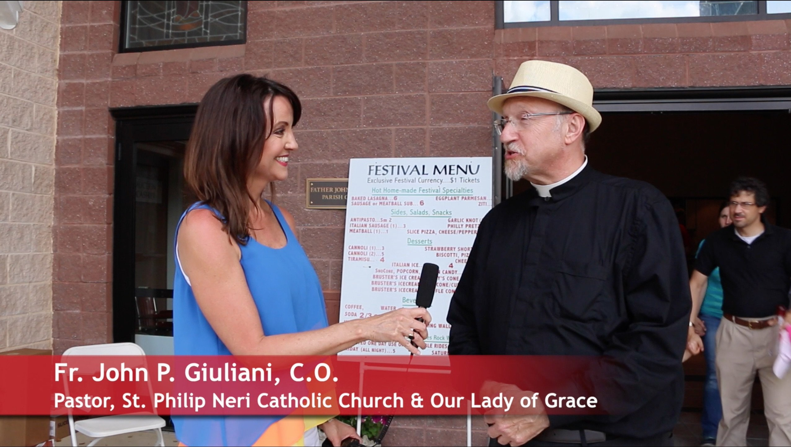 St Phillip Neri Italian Festival is May 17th, 18th, and 19th, 2018