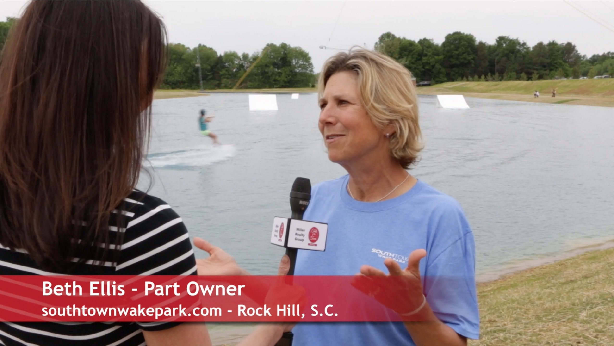 Southtown Wake Park Opens in Rock Hill
